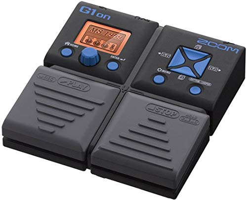 Zoom G1on Guitar Effects ()