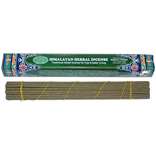 Shamans Market Tibetan Herbal Incense Sticks