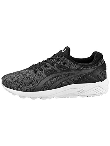 Trainer Noir Baskets kayano Mixte Gel Adulte Asics Evo gris Basses fq8nCwwEx
