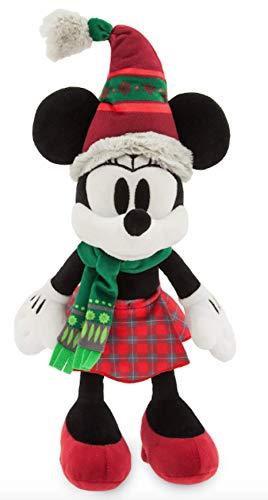 Disney Parks Minnie Mouse Nordic Winter Plush ()