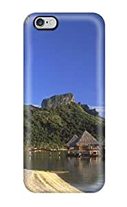 JeffreySCovey Scratch-free Phone Case For Iphone 6 Plus- Retail Packaging - The Tropics