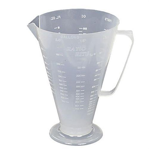 Ratio Rite Cup or Lid Mix Rite Cup