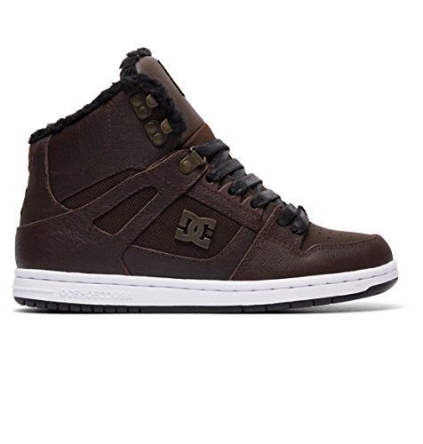 Dc Shoes High Braun Shoe Rebound 410 Wn Femme J Hautes Sneakers rrw4BPa