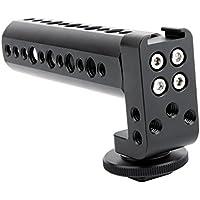 NICEYRIG Top Handle Grip Hot Shoe Cheese Handle for Dslr Camera Canon 5d 7d 60d 70d Nikon D800