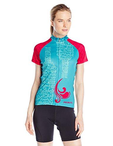 Primal Wear Women's Lush Jersey, X-Large, Teal