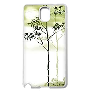 Bamboo Customized Cover Case for Samsung Galaxy Note 3 N9000,custom phone case ygtg-334178