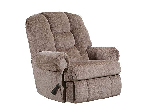 4501L Lane Stallion Big Man Comfort King (Large) Wallsaver Recliner in Torino Lark. Made for The Big Guy Or Gal. Rated for Up to 500 Lbs. Extended Length. 79 Inches. Seat Width. 25 Inches(Large)
