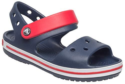 Crocs Material Sandal De Sintético Infantil Crocband Deportivas Sandalias Kids Azul r6BWYprnOq