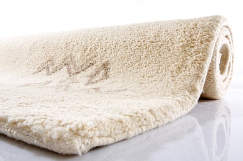 Tuaroc Marrakesch Berber-Teppich 15/15 simple 225 997 blanc 70 x 140 cm beige