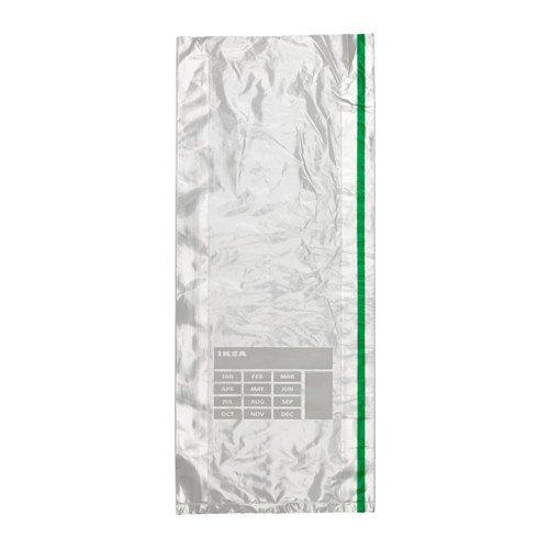 IKEA FORNYBAR - Bolsa Congelador, verde / 30 pack / 30 Pack - 5 l ...