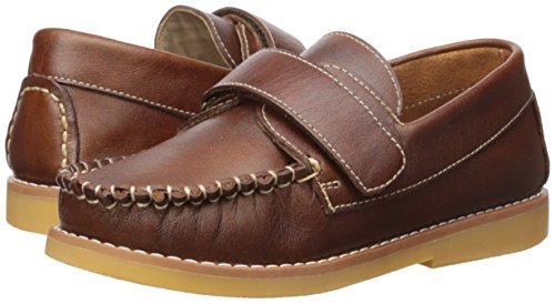 Elephantito Boys' Nick K Boating Shoe, Brown, 13 M US Little Kid by Elephantito (Image #6)
