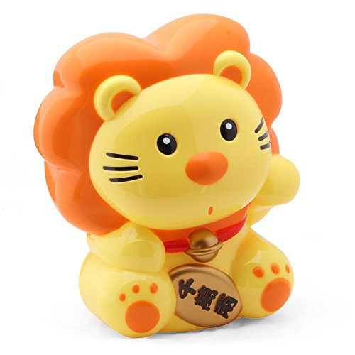 Lions Piggy Bank - Simba Lion Piggy Bank
