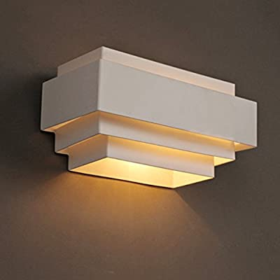 Sanyi Modern Wall Light Fixture Industrial 1-Light Wall Sconce Edison Lamp Retro Square Metal Wall Lighting Fixture Luxury Wall Lamp