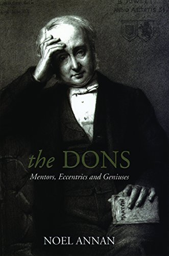 The Dons: Mentors, Eccentrics and Geniuses by University of Chicago Press