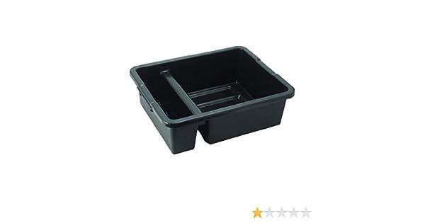 Black Winco PLTC-7K Divided Bus Box