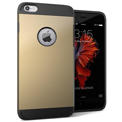 iPhone 6S Case, iPhone 6 Case Difenz [Armatura Series] Du...