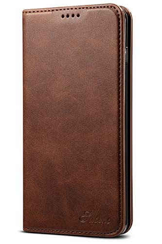 Used, Wallet Case for 2019 Samsung Galaxy S10 Leather Wallet for sale  Delivered anywhere in USA