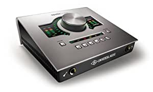 Universal Audio Apollo Twin High-Resolution Thunderbolt Interface with Realtime UAD SOLO Processing