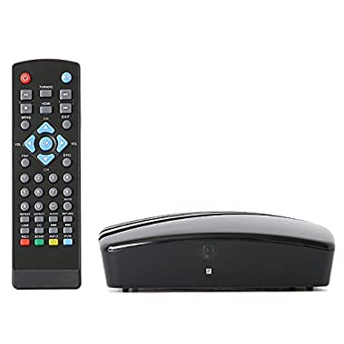 Get Rid of Cable - Use this Digital Converter Box To View and Record Full HD Digital Channels at no Cost (Instant or Scheduled Recording, DVR, 1080P HDTV, HDMI Output)