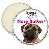 The Blissful Dog Bullmastiff Nose Butter – Dog Nose Butter, 4 Ounce
