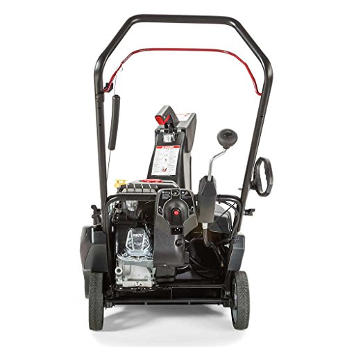 Briggs & Stratton 1022ER Single Stage Snowthrower Snow Thrower, 208cc by Briggs & Stratton (Image #3)