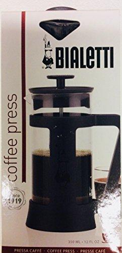 Bialetti Coffee Press 12 fl oz -Black- by Bialetti
