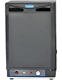 Superior Propane LP Gas Off-Grid Refrigerator 1.5 Cu Ft Compact 3-Way Cabin Camping