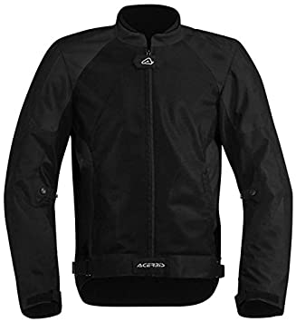 dab3dda8 Acerbis Ramsey My Vented Jacket M Black: Amazon.co.uk: Car & Motorbike
