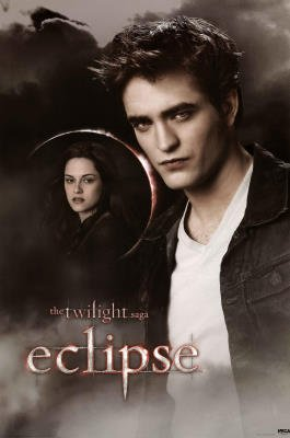 Pyramid America Twilight 3 Eclipse Edward and Bella Poster,
