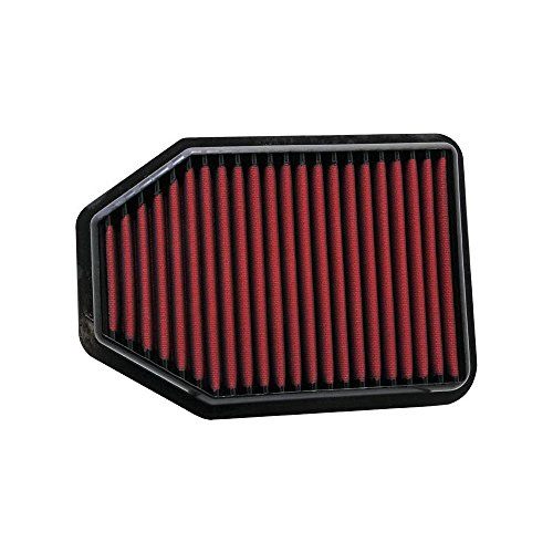 "AEM 07-10 Jeep Wrangler 3.8L V6 11.75"" O/S L x 8.25"" O/S W x 1.5"" H DryFlow Air Filter (28-20364)"