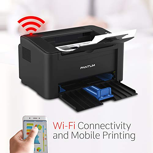 Pantum Monochrome Laser Printer with Wireless Networking and Mobile Printing P2502W by Pantum (Image #6)