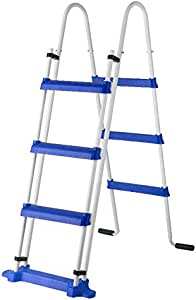 Gre ES1100 - Escalera para Piscina Elevada, 135 cm: Amazon.es: Jardín