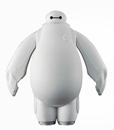 Hatch 'n Heroes Big Hero 6 White Baymax Transforming Figure