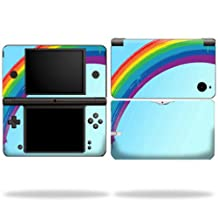 Mightyskins Protective Vinyl Skin Decal Cover for Nintendo DSi XL wrap sticker skins Rainbow
