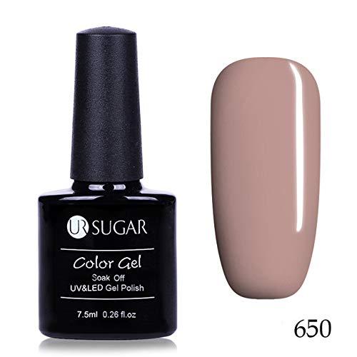 Gel Nail Polish Soak Off Nail Polish Gel Lacquer Pure Color Nail Art Manicure Gel Varnish DIY 650