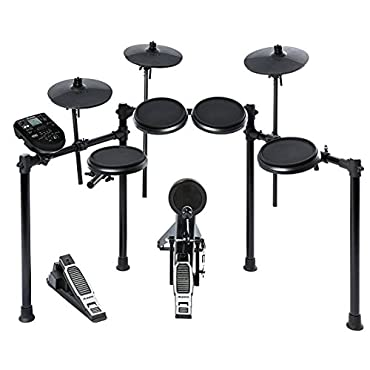 Alesis Nitro Kit - Electronic Drum Set with 8 Snare, 8 Toms, and 10 Cymbals