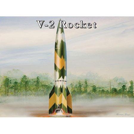 V2 Rocket - 6