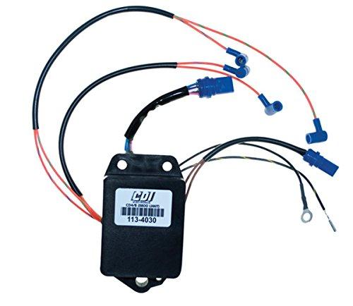 Johnson Evinrude Power Pack Cd 4 8 100 Hp 1996   1997 Model Comm 4 Cyl Wsm 113 4030 Cd 4 8 5800 L Oem  583777  584029  584030
