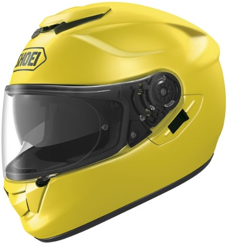 Shoei Gt-air Brilliant Yellow SIZE:SML Full Face Motorcycle Helmet Review