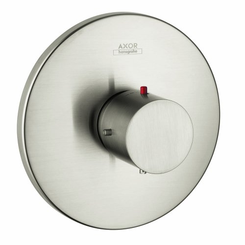 Hansgrohe 10715821 Axor Starck Thermostatic Trim, Brushed Nickel Hansgrohe
