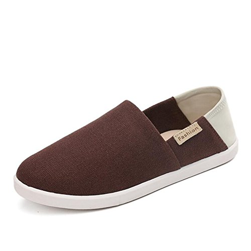 Canvas Walking Ladies Shoes Loafers Driving Shoes Slip ONS Women's Comfort amp; HUAN Casual F Shoes Hwz5qag