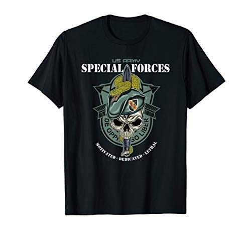 5th Special Forces Group (5th SFG) T-Shirt 5th Special Forces Group