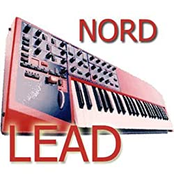 NORD LEAD II - THE VERY BEST/HUGE ORIGINAL SOUND (SAMPLES) LIBRARY on CD by SoundLoad
