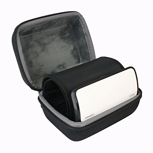 Hard Travel Case for Omron Evolv Wireless Upper Arm Blood Pressure Monitor by co2CREA by Co2Crea