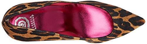 Mascaro Escarpins Femme Dot Textil 47673 Fermé Leopardo Bout Marron Ybaz Ar5RrqIF