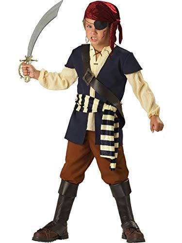 Pirate Mate Kids Costume -