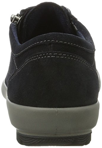 Legero Women's Tanaro Trainers, Red, 4.5 UK Blue (Pacific 80)
