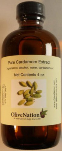 Pure Cardamom Extract 2 oz by OliveNation