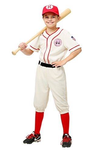 A League Of Their Own Child Jimmy Costume - XS (Jimmy Halloween)