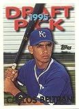1995 Topps Traded Baseball #18T Carlos Beltran Rookie Card